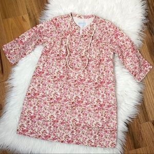 Elephantito Long Sleeve Floral Dress 4
